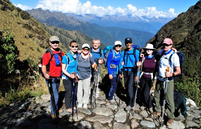 Comfort Inca Trail to Machu Picchu 4 Days