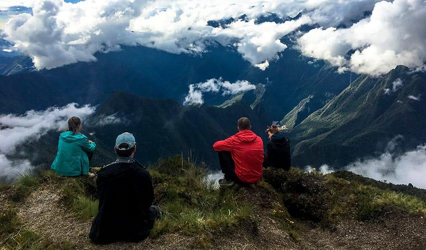 Short Sacred Valley Inca Trail with Camping