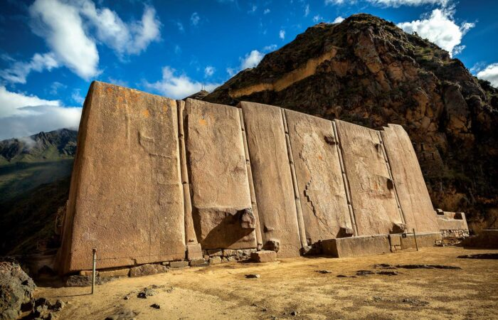 Ollantaytambo the sacred inca site and the last living inca town