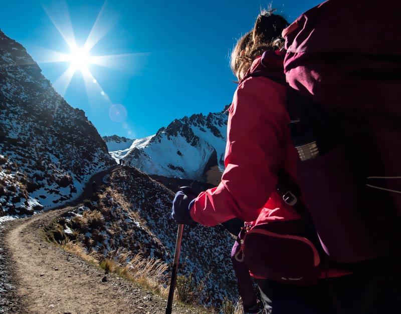Salkantay Trail to Machu Picchu 4 Days