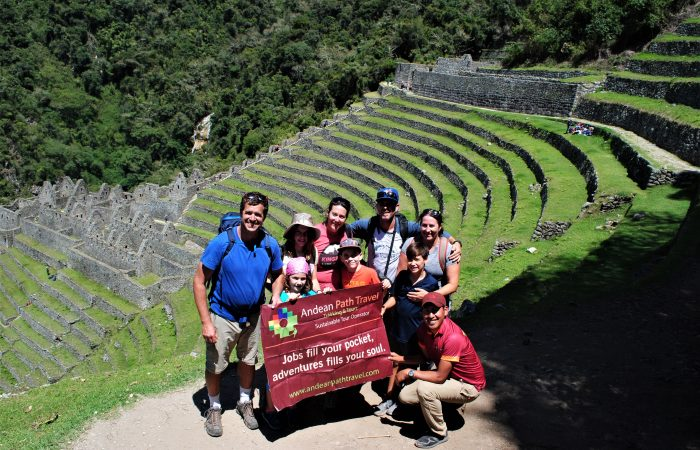 2 Days Short Inca Trail with Camping