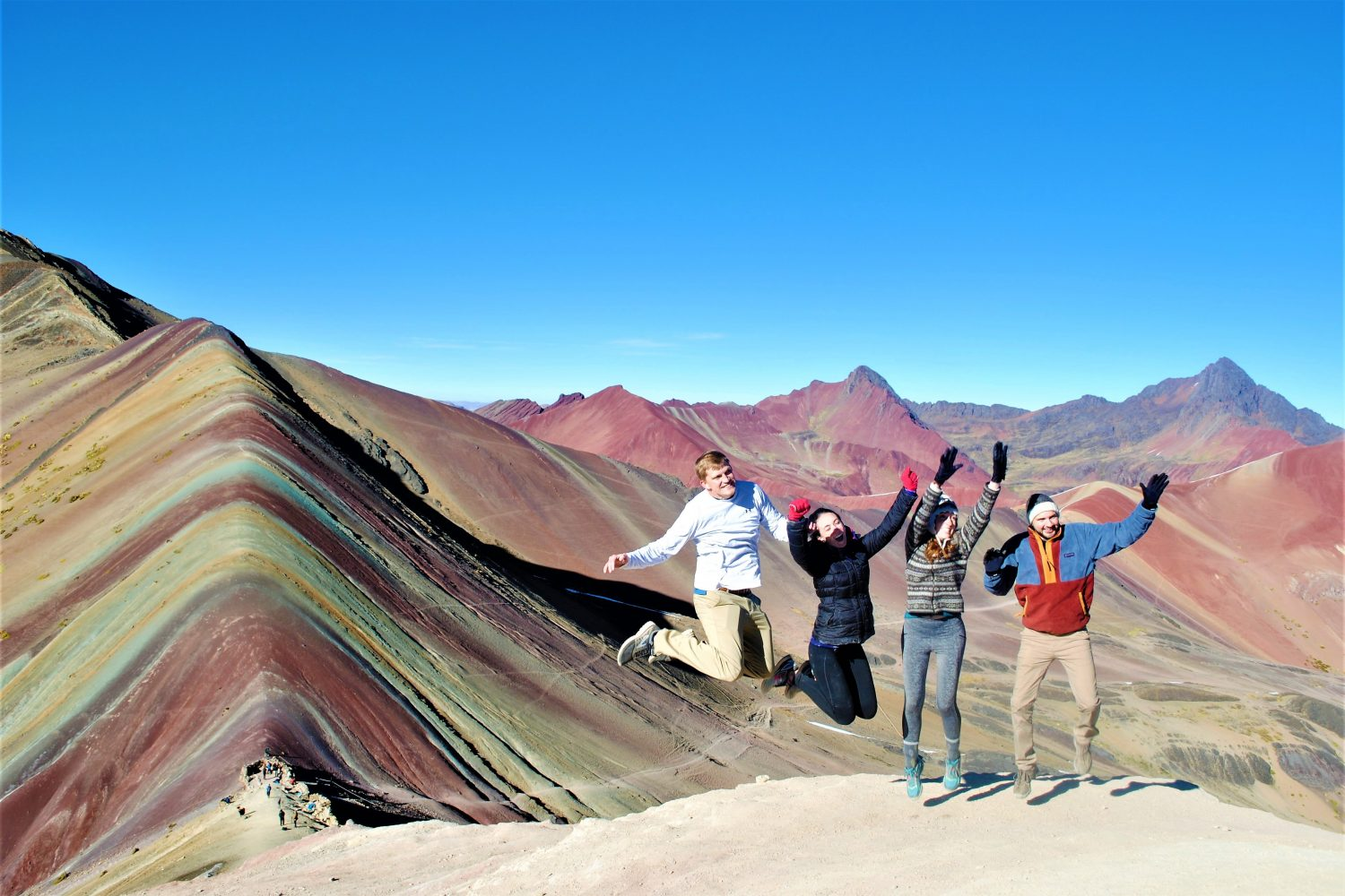 Rainbow Mountain Full Day Hike