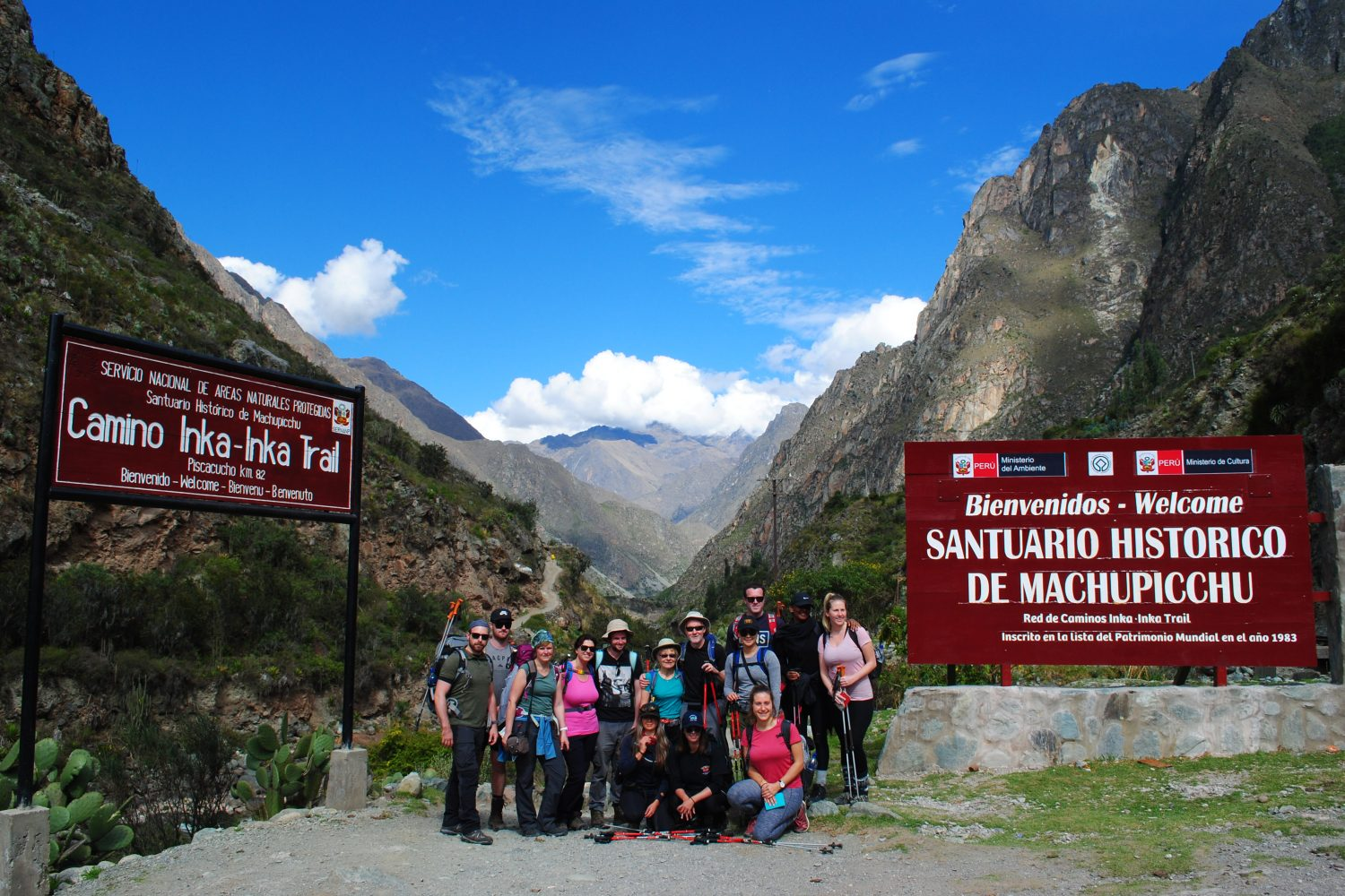 Short Inca Trail with Camping 3 Days