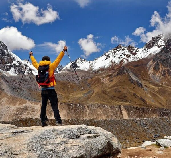 The ultimate Salkantay Trek To Machu Picchu 5 Days is the best route after inca trail