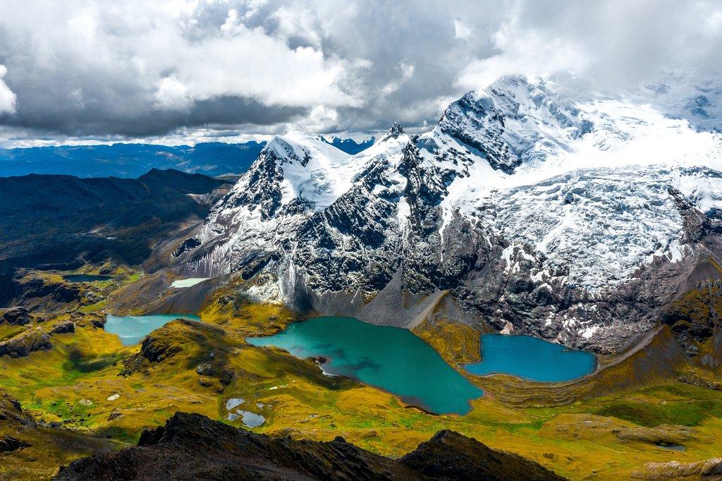 Ausangate to Rainbow Mountain 3 Days